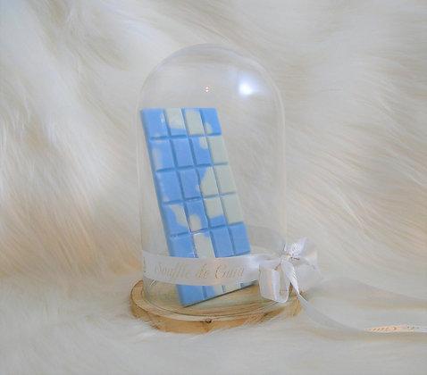 Tablette de cire parfumée senteur Cachemire - Soirée au coin du feu