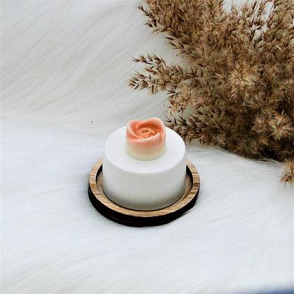 Fondant parfumé - Senteur Fleur d'oranger