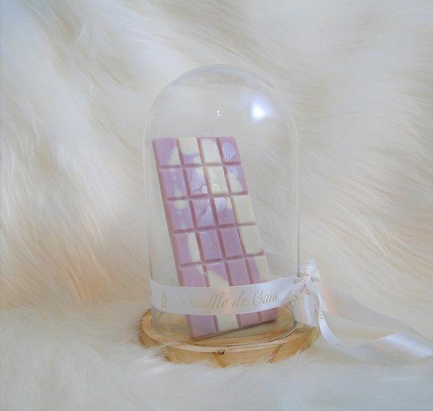 Tablette de cire parfumée senteur Latte Macchiatto caramel