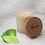 Thumbnail: Bougie naturelle parfumée - Citron vert
