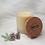 Thumbnail: Bougie naturelle parfumée - Fraîcheur des cimes