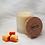 Thumbnail: Bougie naturelle parfumée - Caramel d'antan