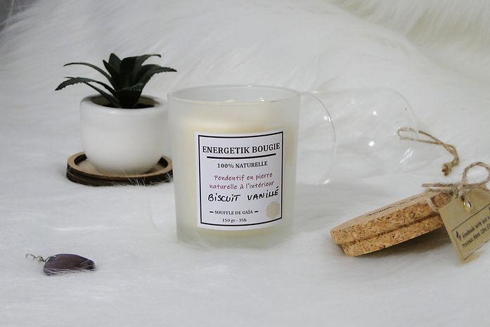 bougies parfumées naturelles energetique