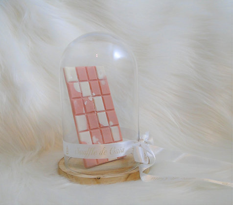 Tablette de cire parfumée senteur Orchidée