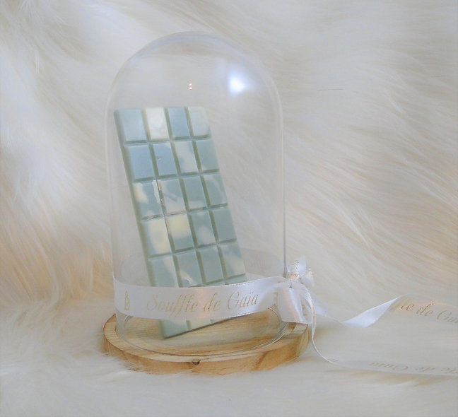 Tablette de cire parfumée senteur Bois de cèdre
