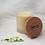 Thumbnail: Bougie naturelle parfumée - Monoï des îles