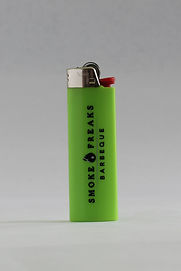 Smoke Freaks Lucky Lighter Lime Green 3.0 LuckyAF