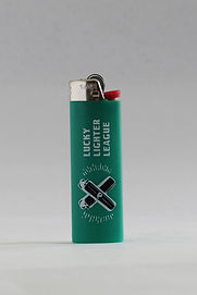 Smoke Freaks Lucky Lighter Dark Green 4.0 SmokeON