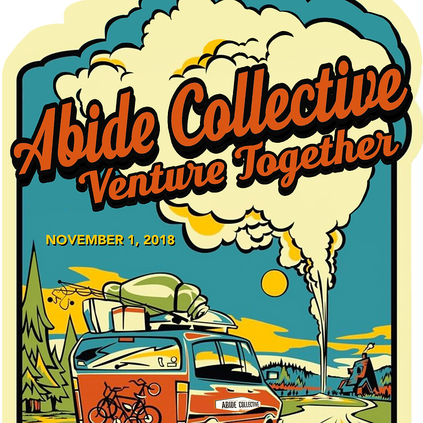 ABIDE COLLECTIVE - VENTURE TOGETHER