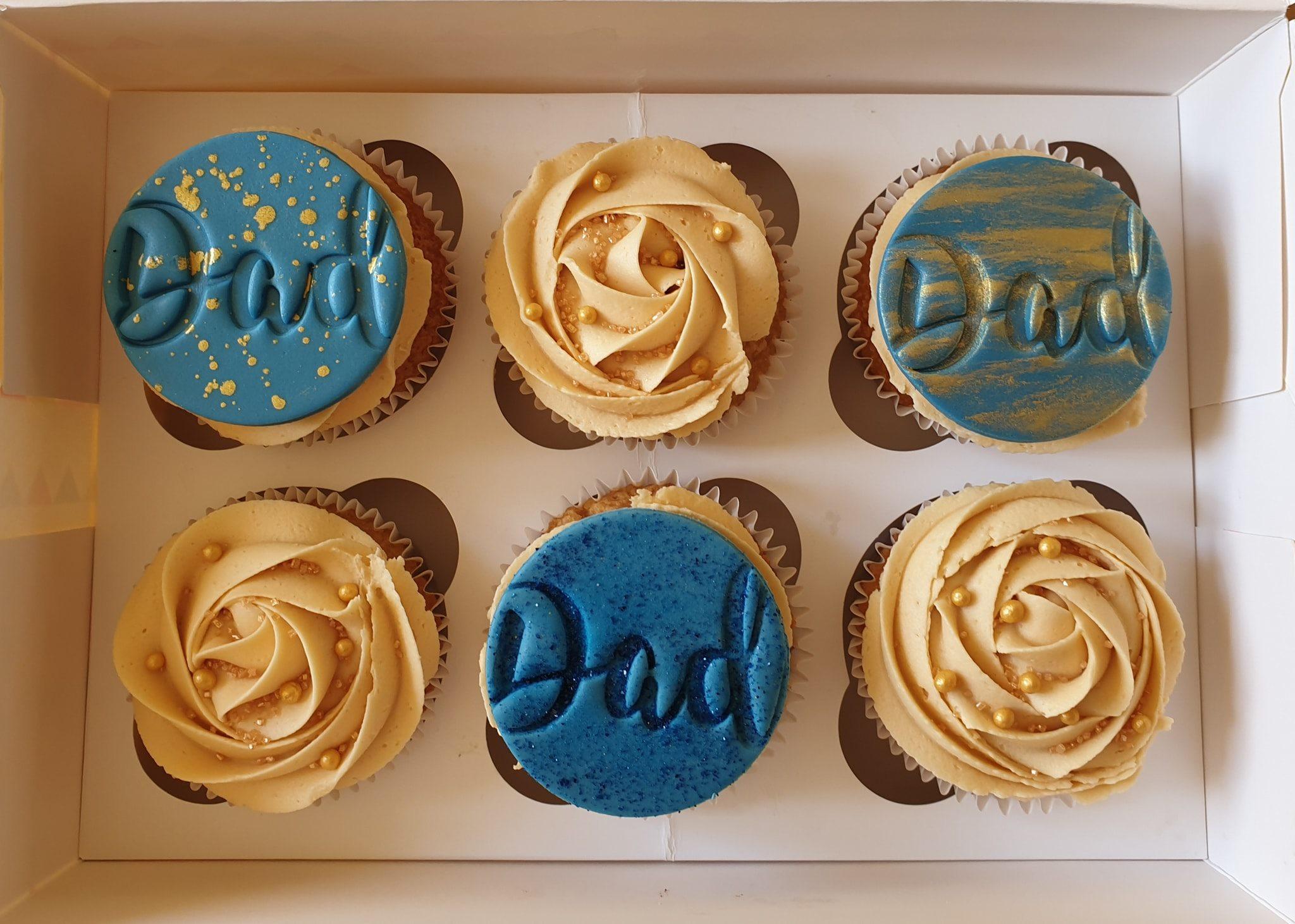 Cupcakes - Dad