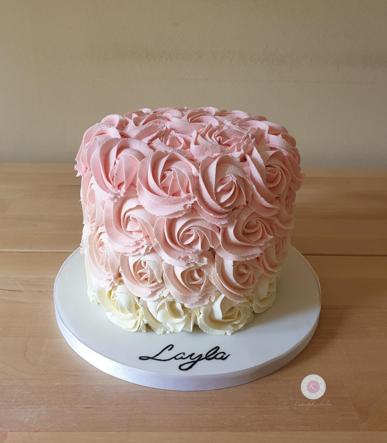 Smash cake Layla