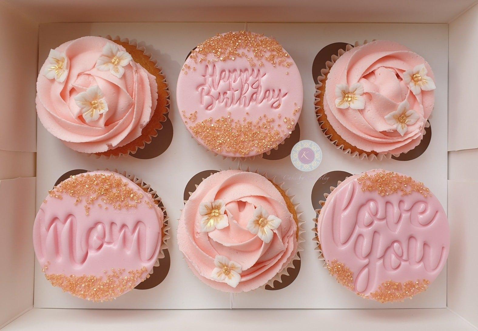 Cupcakes - Mum love you