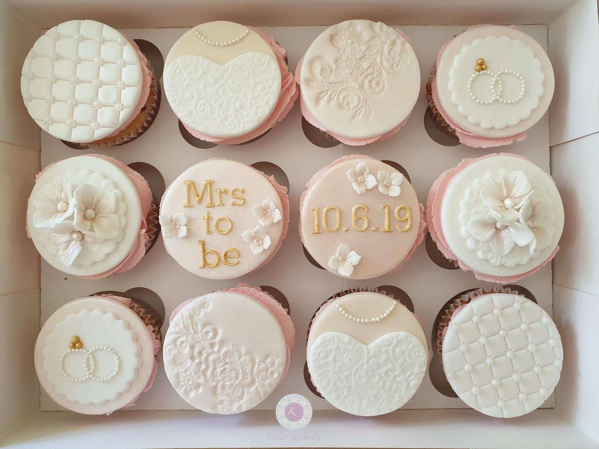 Cupcakes - Bridal