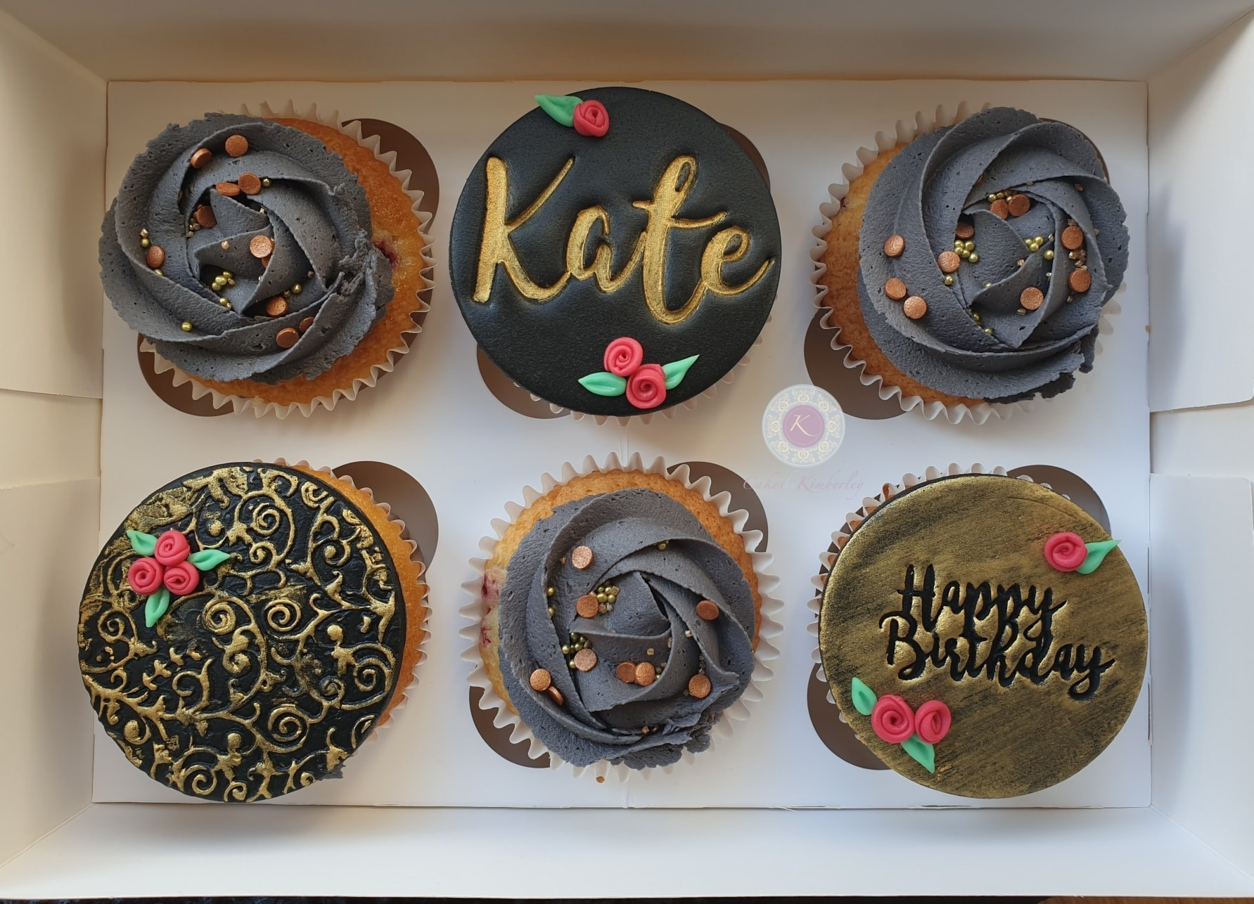 Cupcakes - Kate Gothic