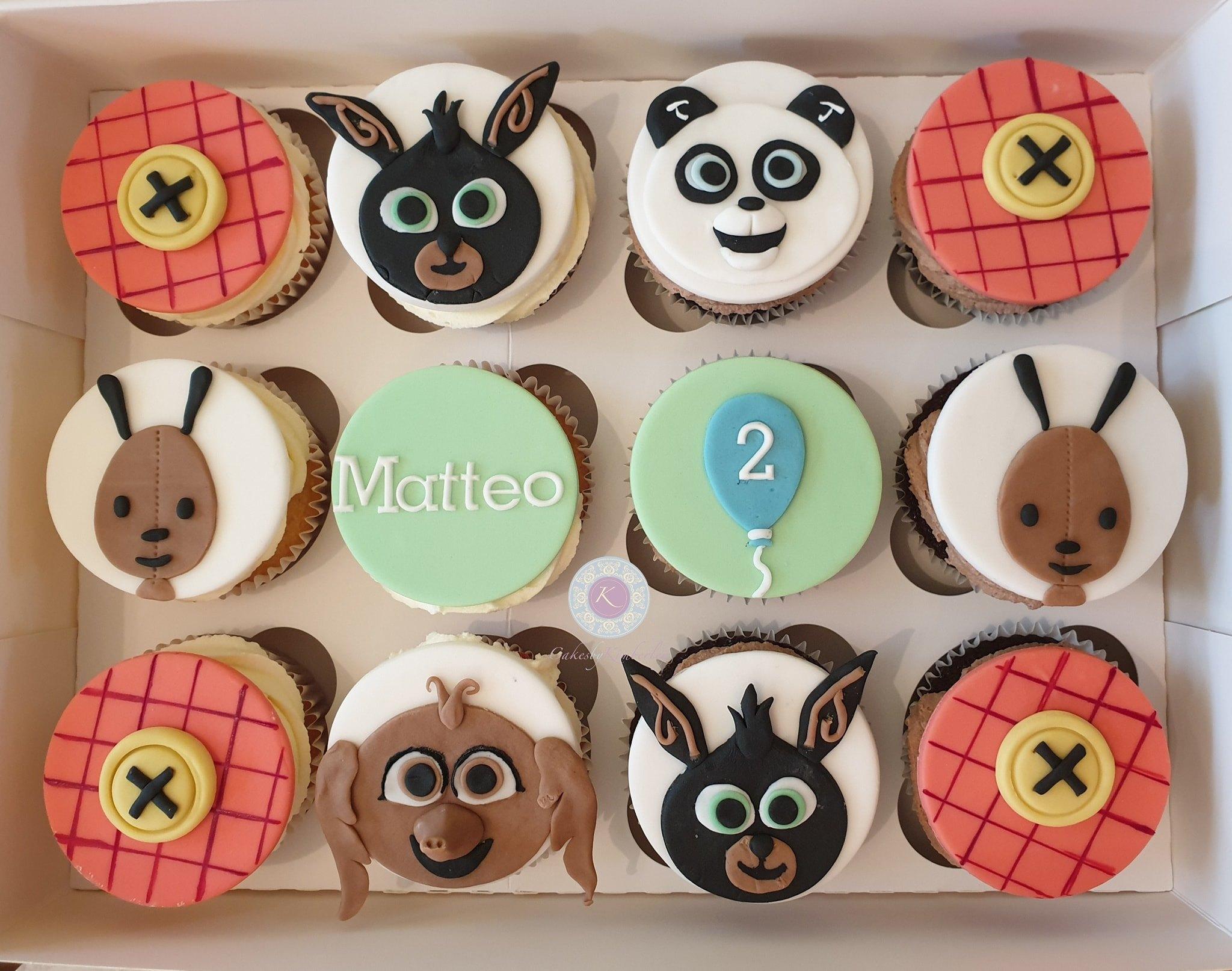 Cupcakes - Bing Matteo