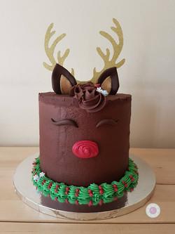 Xmas - Reindeer 1