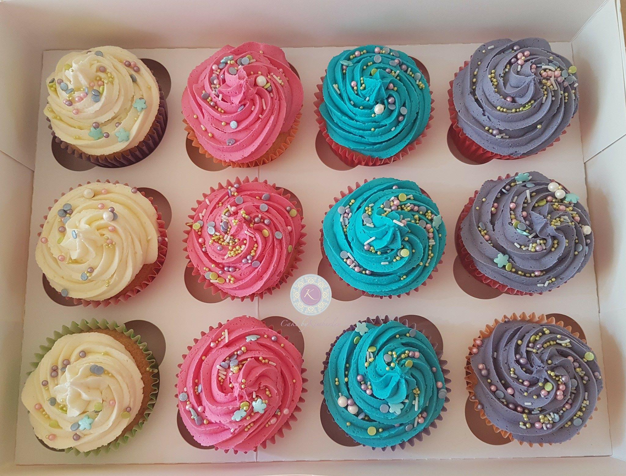 Cupcakes - bathbomb