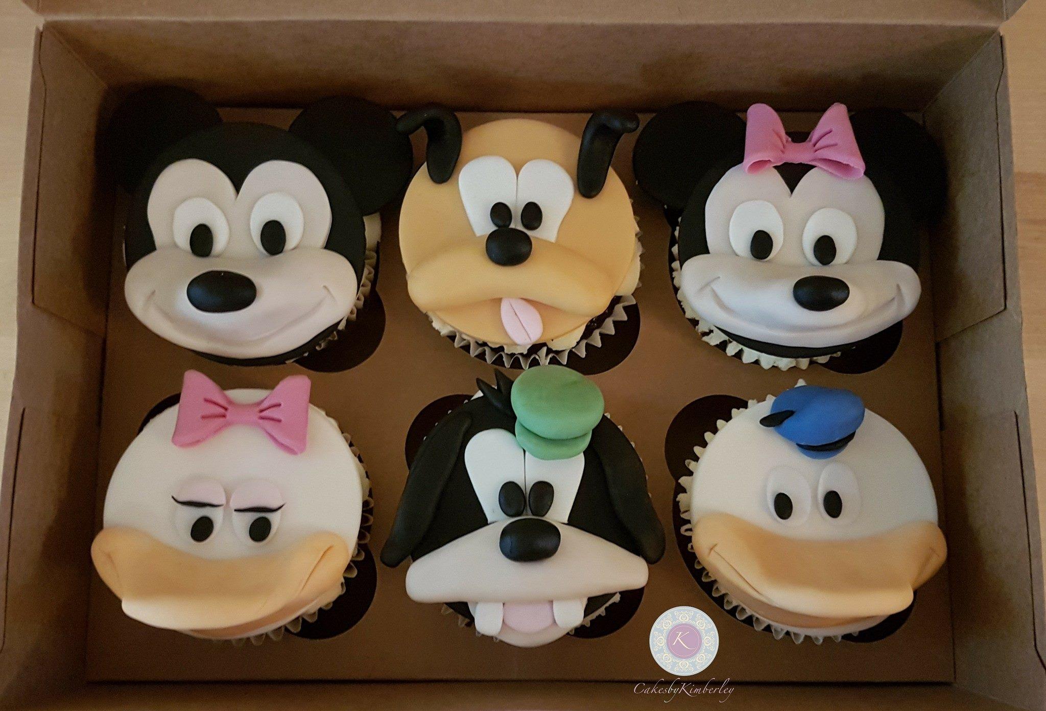 Cupcakes - disney