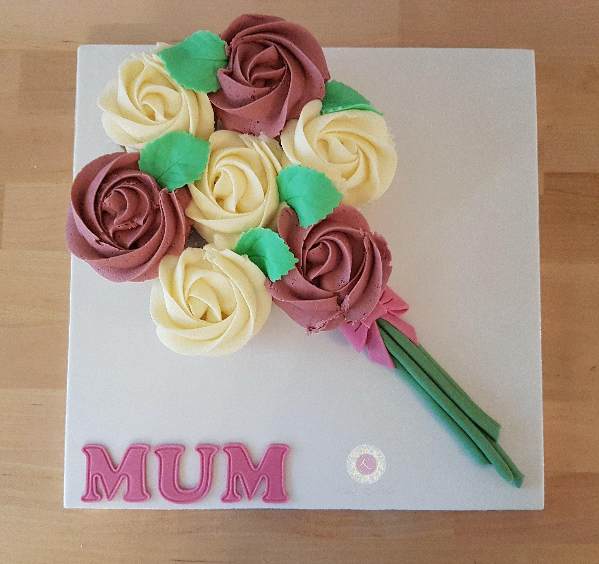 flower bouquet board