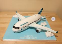Aeroplane - Retiremnt