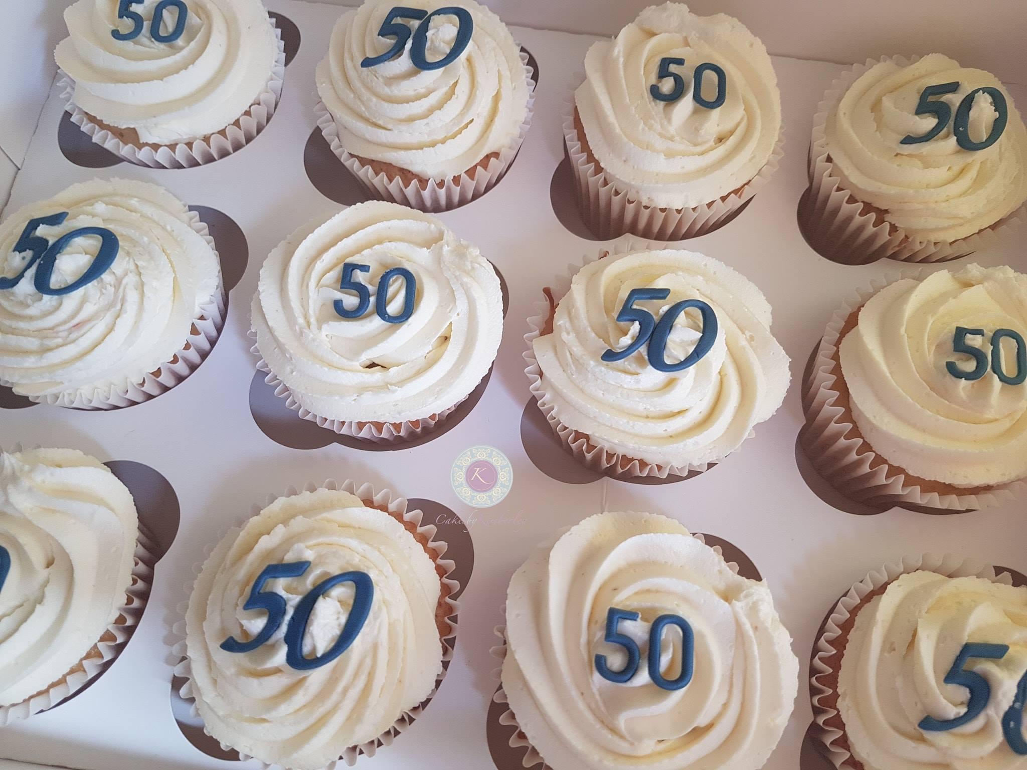 Cupcakes - 50th - Copy