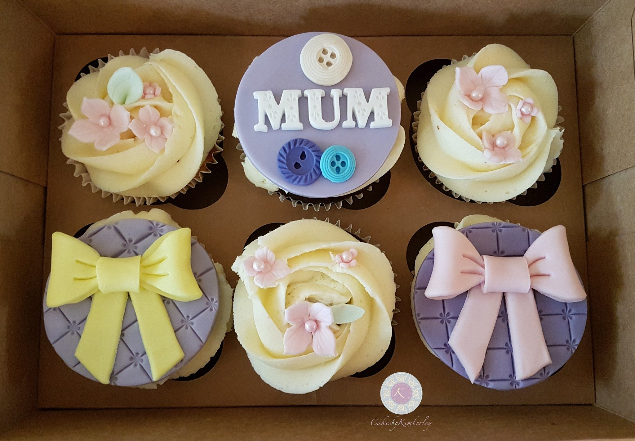 Cupcakes - mum