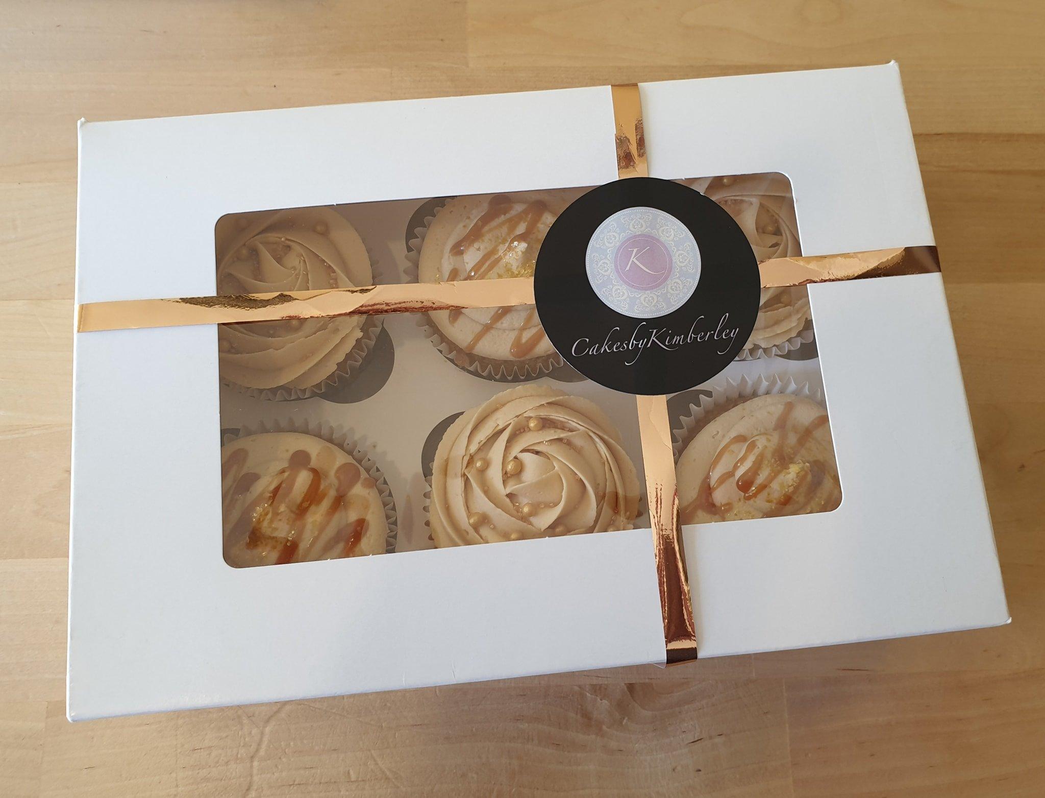 Cupcakes - gift box