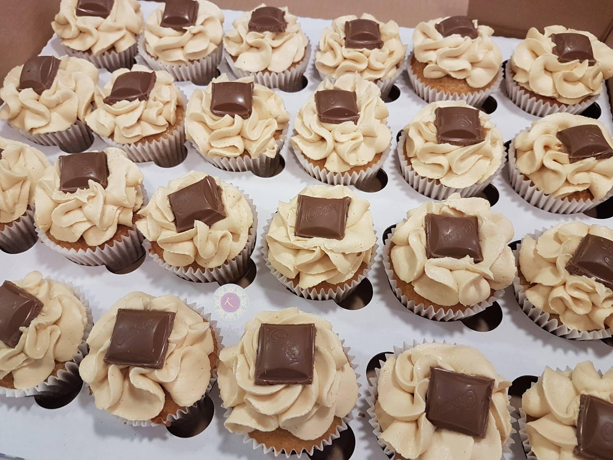 Cupcakes - Caramel