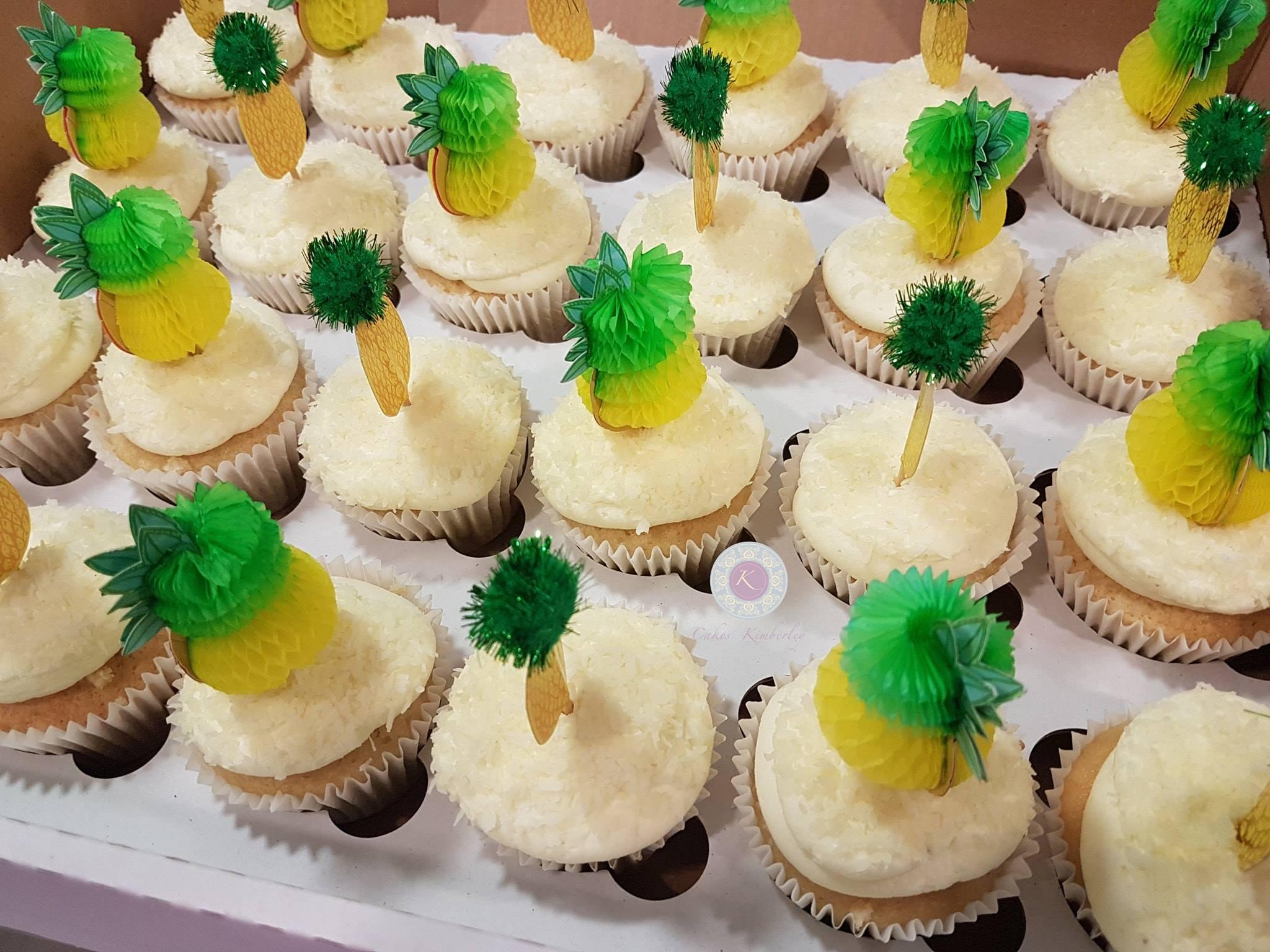 Cupcakes - Pina Colada - Copy