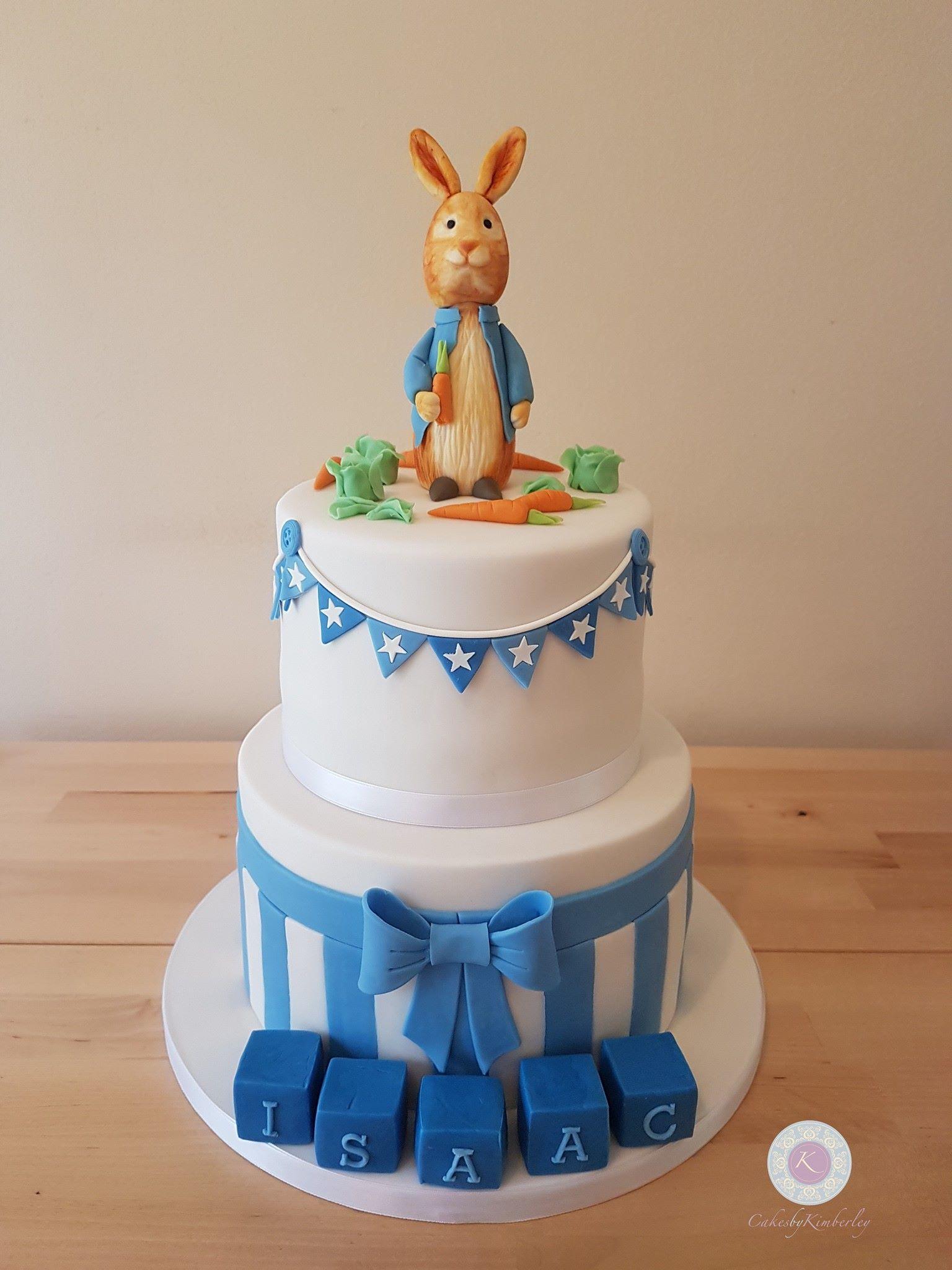 Peter rabbit - Isaac