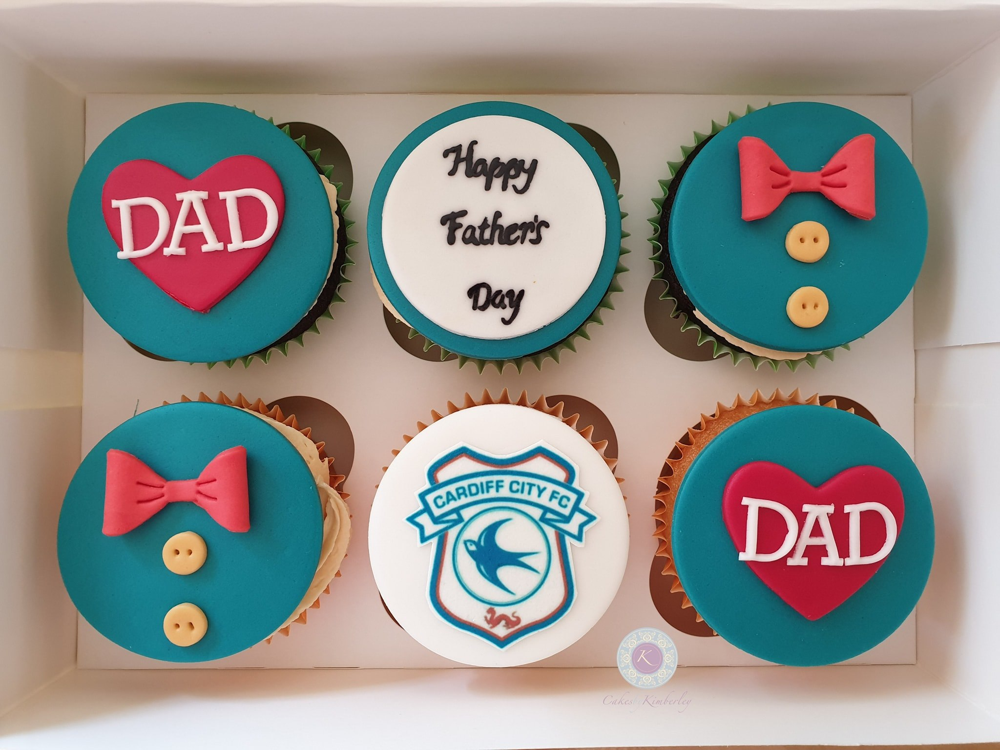 Cupcakes - Fathers day Cardiff