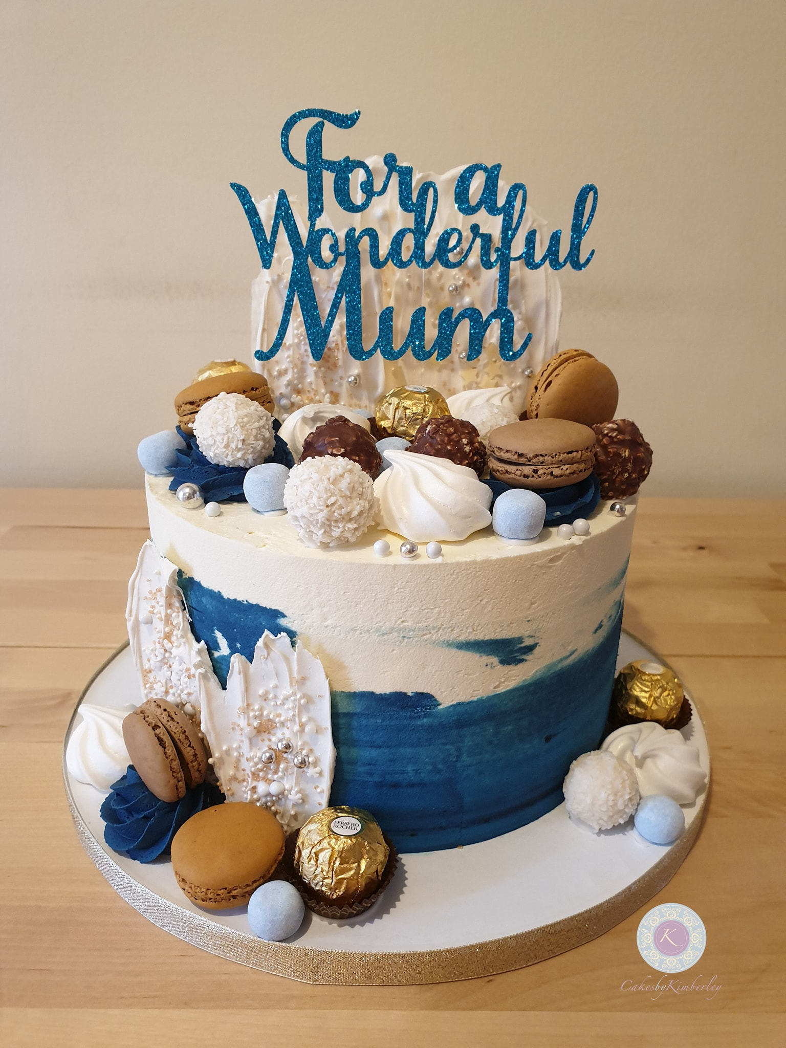 Drip - Blue mum