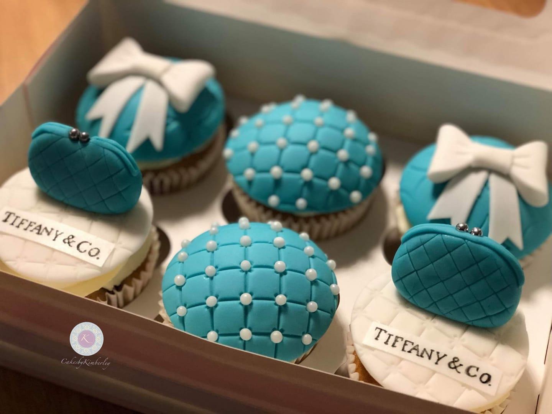 Cupcakes - Tiffany