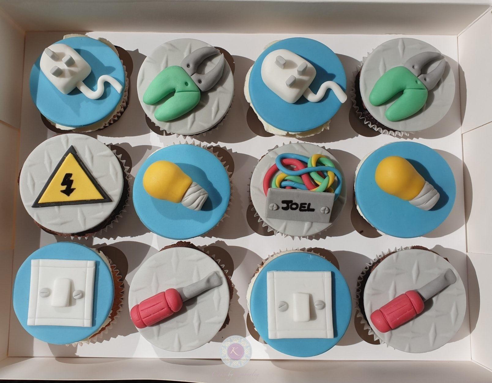 Cupcakes - Electrician