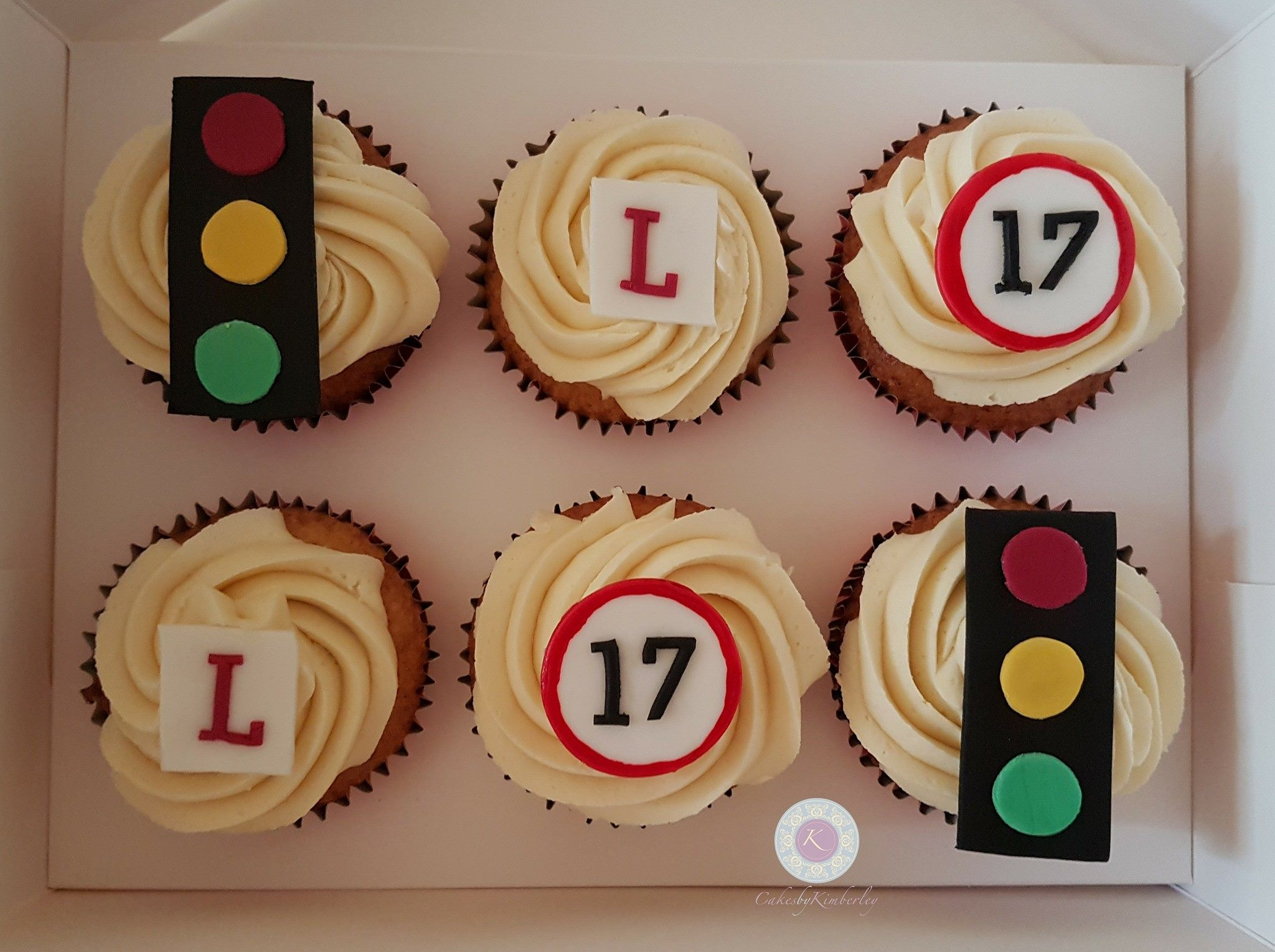 driving cupcakes