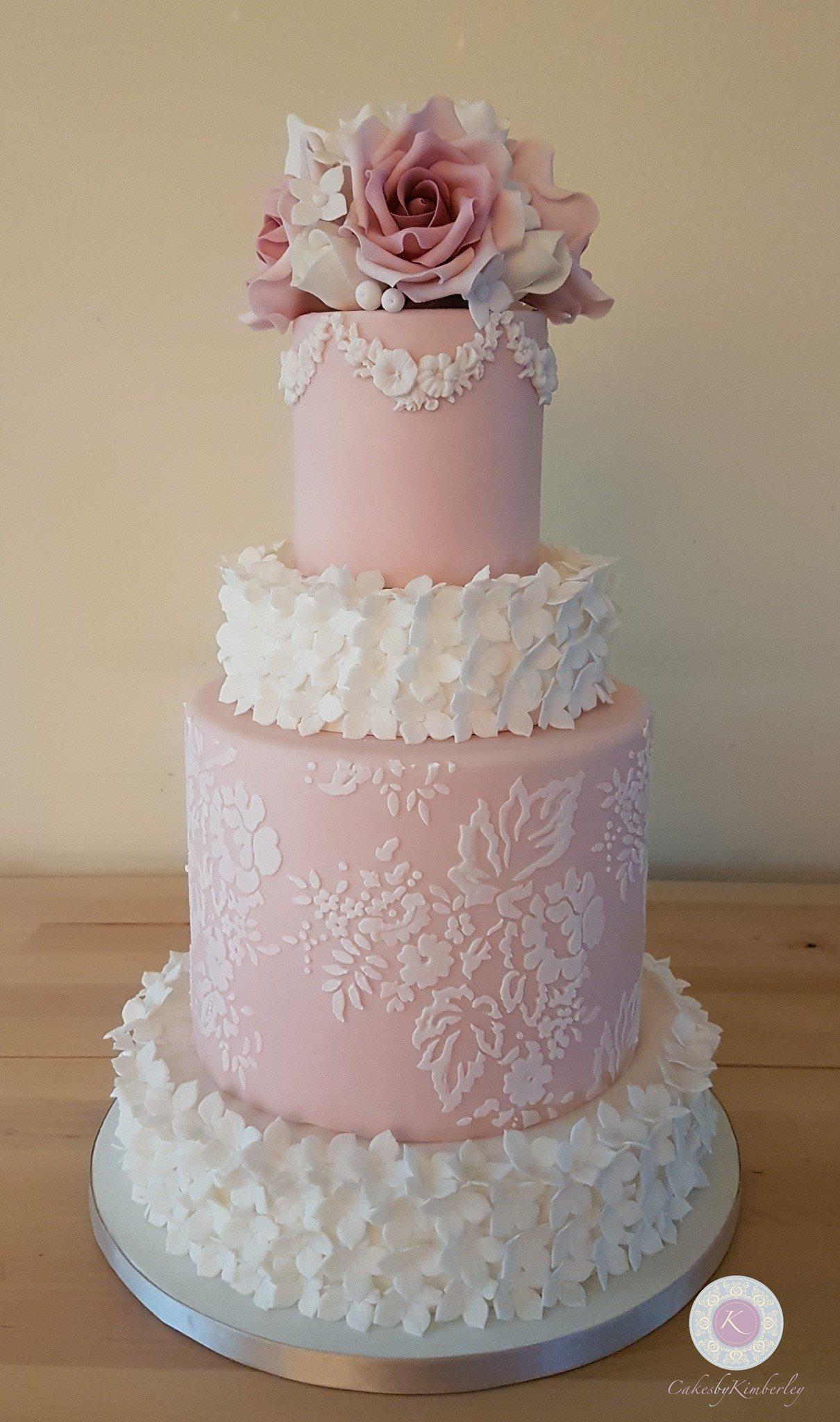 wedding -Pink floral