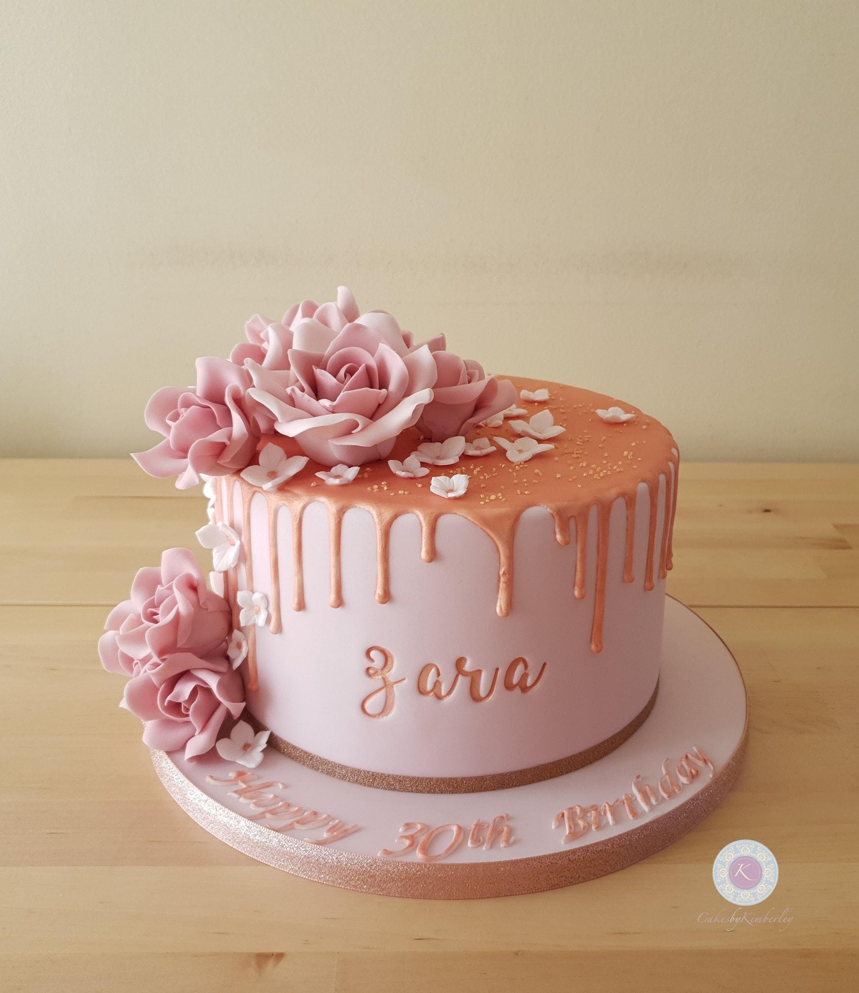 Rose gold - Zara