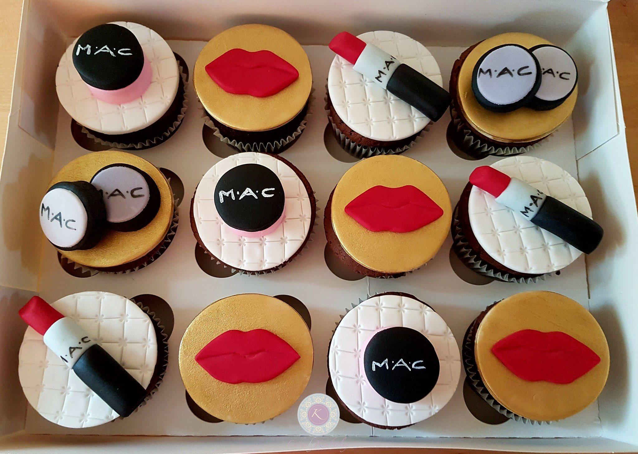 Cupcakes - MAC