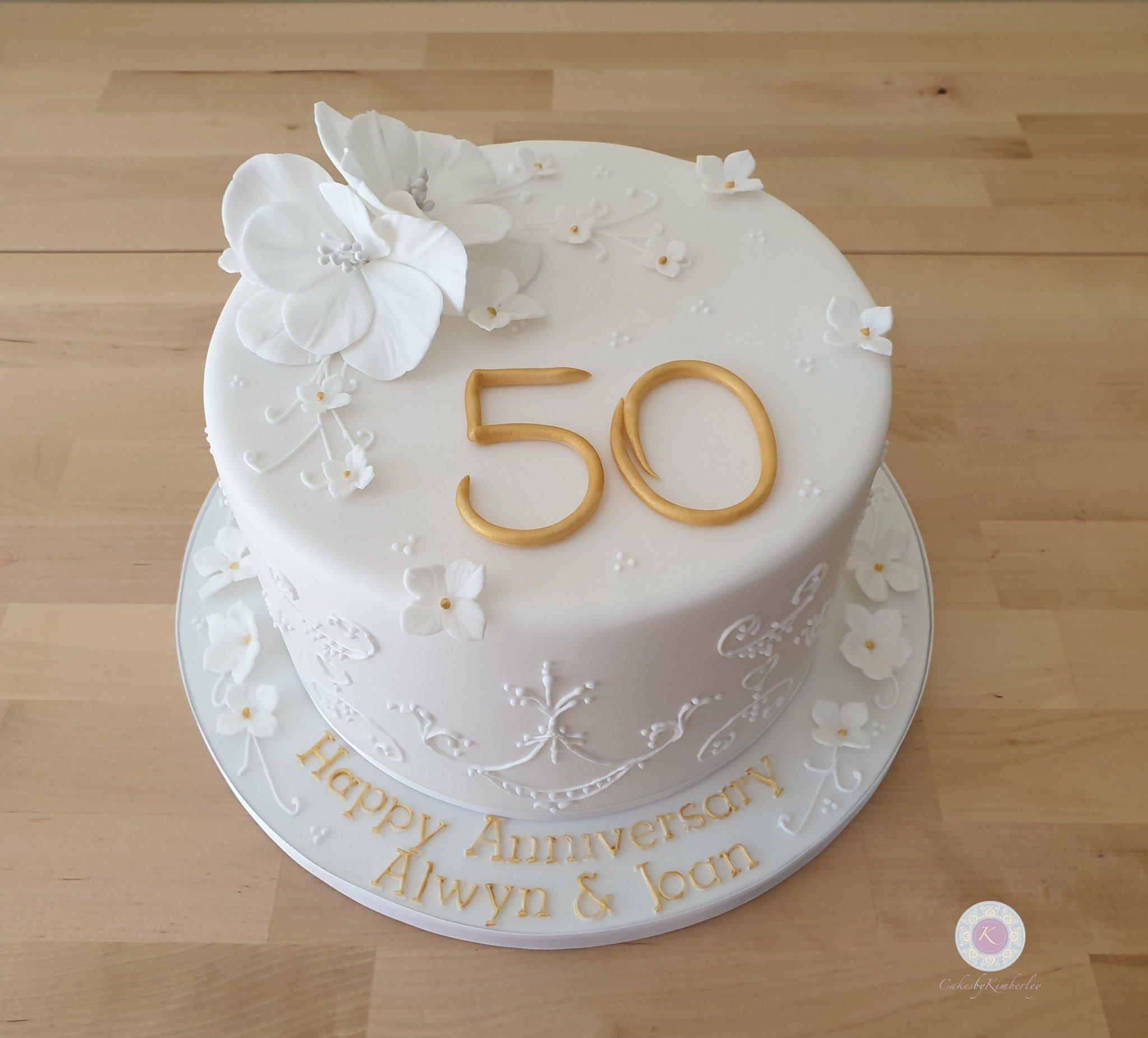 Alwyn Joan 50th