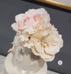 Wedding - Lou close up