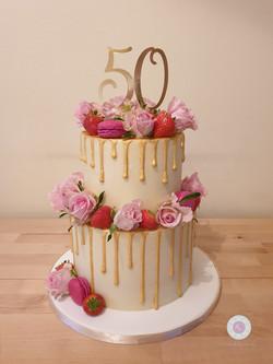 Drip - Roses 50th
