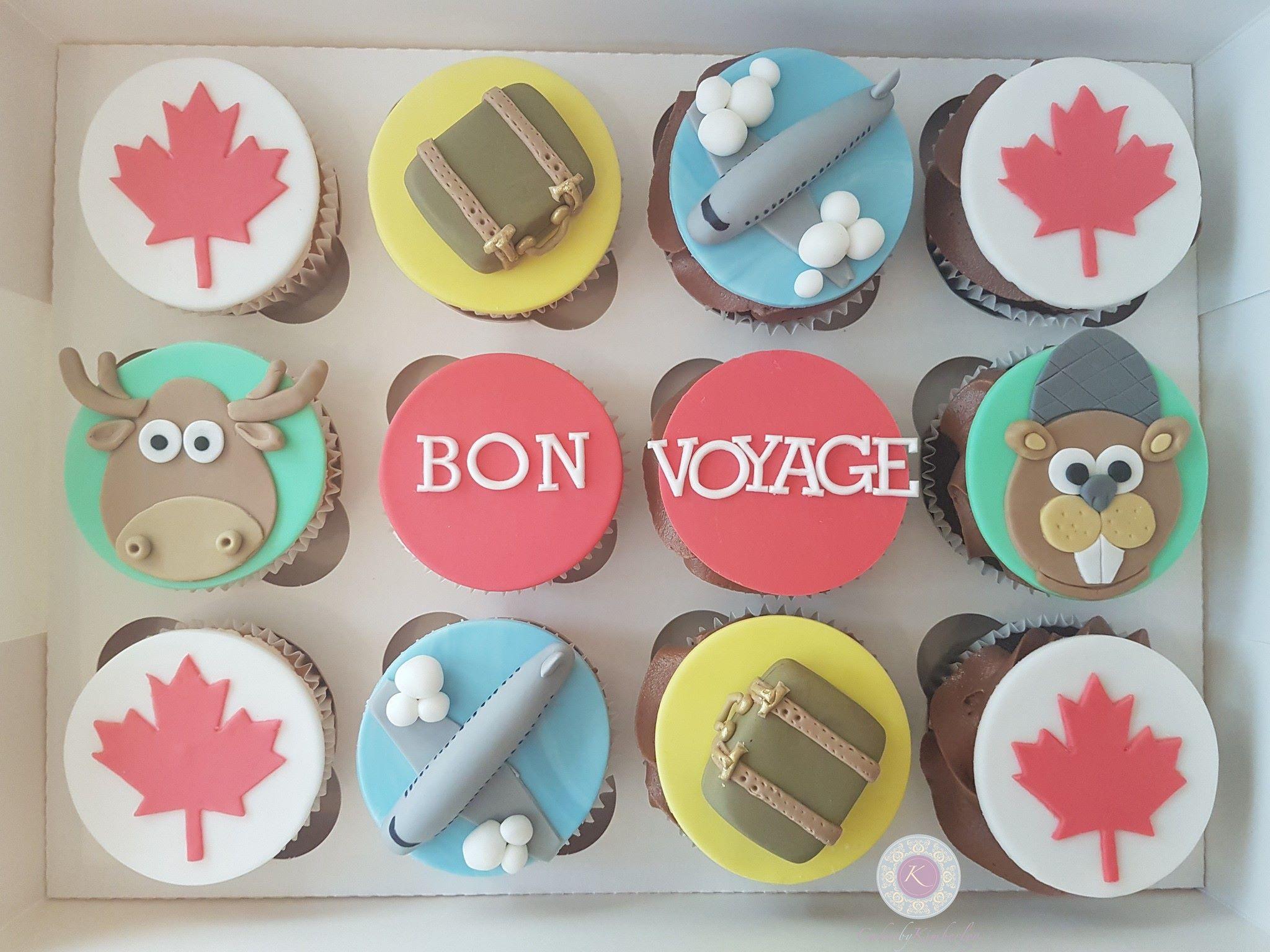 cananda cupcakes