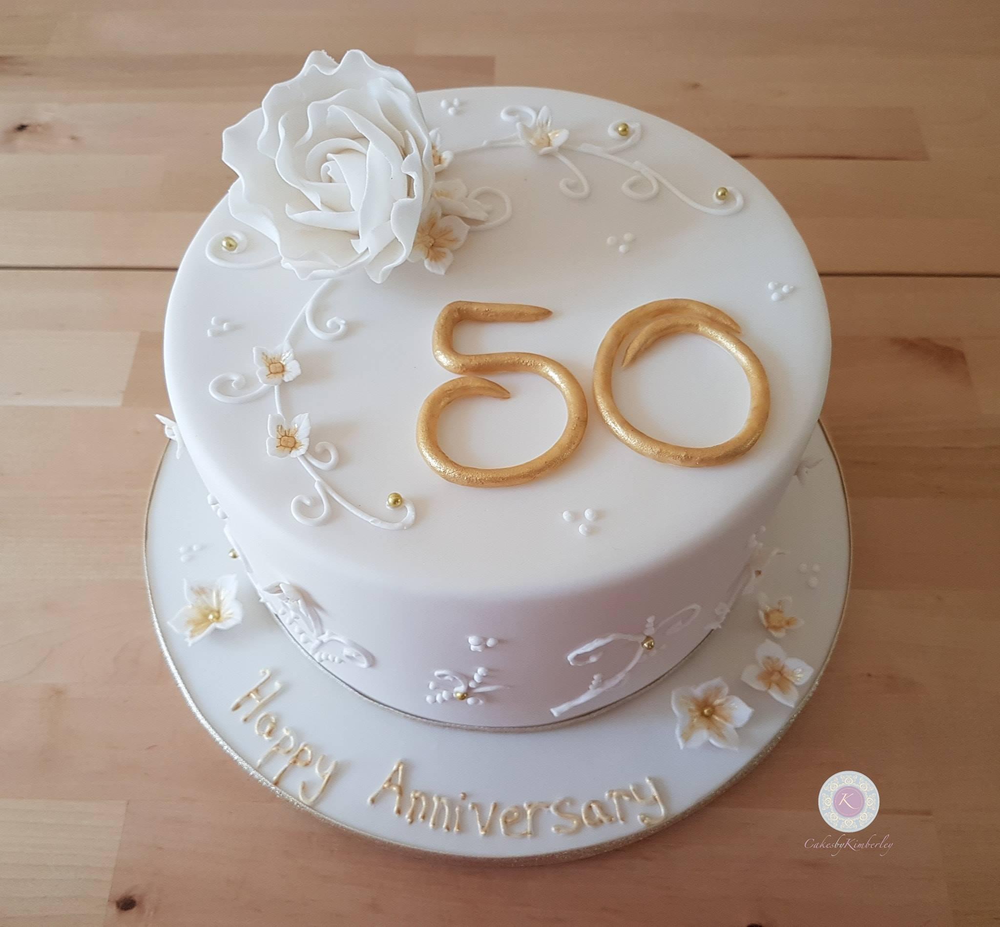 Anniversary - 50th gold