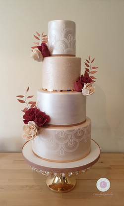 Wedding - Champagne rose gold