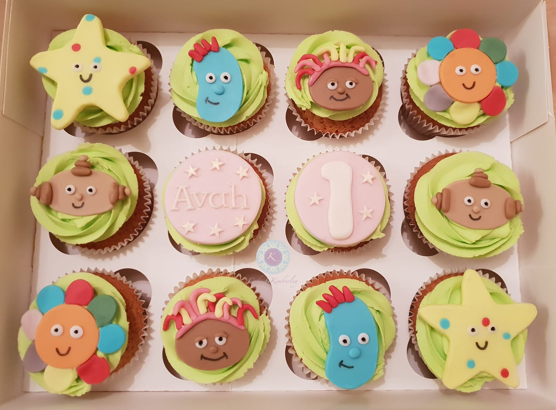 Cupcakes - Avah