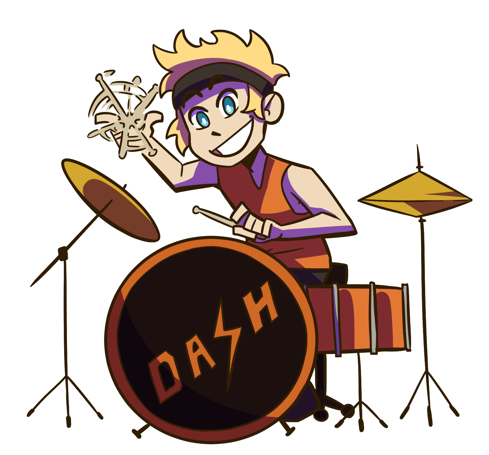 1 on 1 Drum Lessons