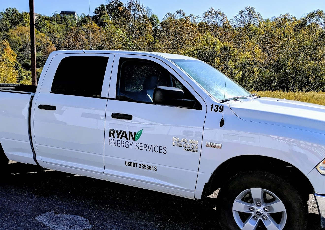 Ryan Energy Vehicle