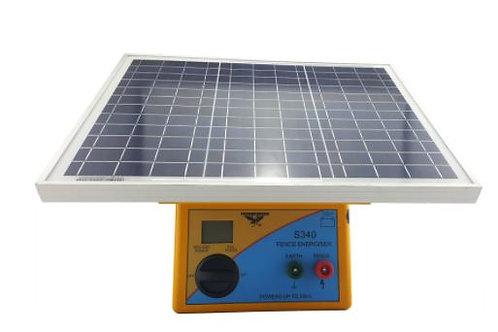 Thumderbird 35km Solar Energider