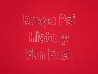Friday Fun Fact