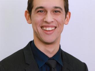 Collegiate Member-at-large Alex Maciejewski